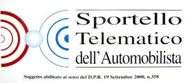 Sportello Telematico Dell Automobilista Agenzia Pratiche